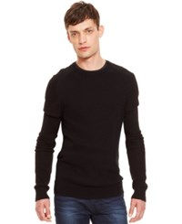 Kenneth Cole New York Crew Neck Sweater Indigo