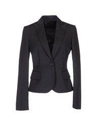 John Richmond Suits And Jackets Blazers Women Black