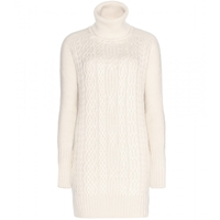 Loro Piana Cortina Cashmere Turtleneck Ivory