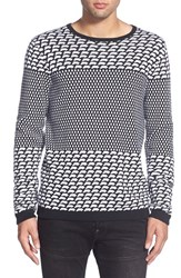 Men's The Rail Polygon Crewneck Sweater 2 For 80
