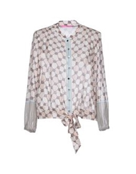 Miriam Ocariz Shirts Light Pink