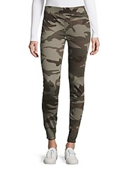 True Religion Camouflage Printed Pants