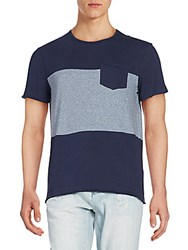 Ck Calvin Klein Modern Striped Tee River