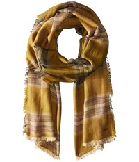 Diesel Scocot Scarf Olive Green Scarves Multi