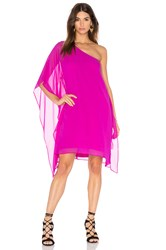 Bcbgmaxazria Alana Shift Dress Fuchsia