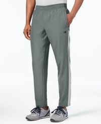 Champion Men's Woven Track Pants Grey