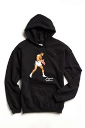 Urban Outfitters Ali Greatest Of All Time Hoodie Sweatshirt Black