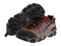 Oboz Firebrand Ii Bdry Earth Men's Shoes Brown