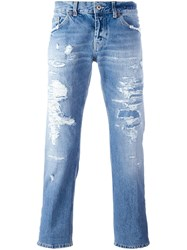 Dondup 'Lucky' Jeans Blue