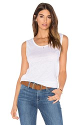 American Vintage Quincy Tank White