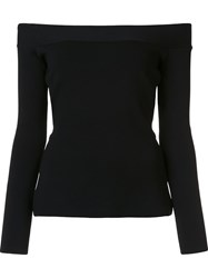 Roland Mouret 'Heany' Top Black