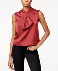 Rachel Roy Sleeveless Bow Top Only At Macy's Passion
