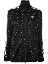 Adidas 'Hu Race' Printed Track Jacket Black