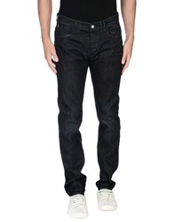 Haikure Denim Denim Trousers Men Black