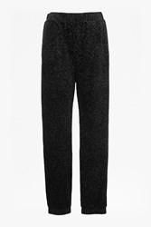 French Connection Galaxy Stars Relaxed Trousers Black