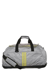 Adidas Performance Sports Bag Solid Grey Bright Yellow