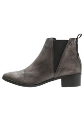 Replay Dorine Ankle Boots Platin Silver