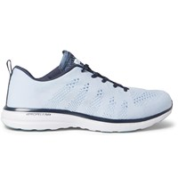 Athletic Propulsion Labs Techloom Pro Running Sneakers White