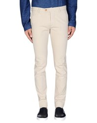 Cavalleria Toscana Trousers Casual Trousers Men Beige