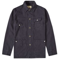 Monitaly Twill Coverall Blue