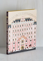 The Wes Anderson Collection The Grand Budapest Hotel Mod Retro Vintage Books Modcloth.Com