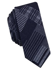 Original Penguin Cannon Unsolid Tie Navy
