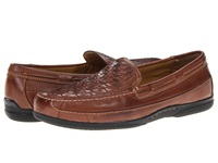 Dockers Haffe Tan Burnished Full Grain Men's Slip On Shoes Brown