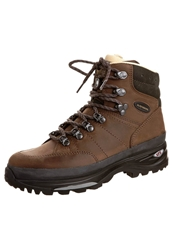 Lowa Lady Sport Walking Boots Antique Brown