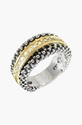 Lagos Women's 'Diamonds And Caviar Tm ' Ring