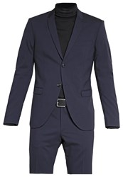 Tiger Of Sweden Evert Suit Sky Captain Dark Blue