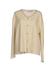 Coast Weber And Ahaus Cardigans Beige