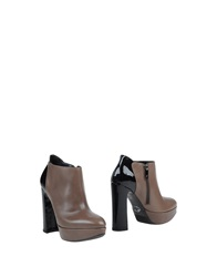 Norma J.Baker Shoe Boots Dove Grey