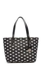 Kate Spade Small Ryan Tote Black Multi