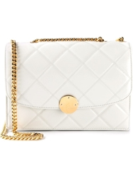 Marc Jacobs 'Quilted Trouble' Crossbody Bag White