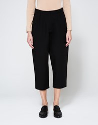 Studio Nicholson Judd Pants In Black