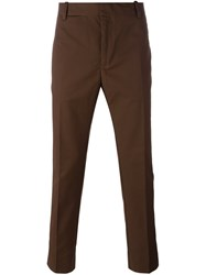 Wood Wood 'Tristan' Trousers Brown