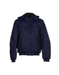 Datch Coats And Jackets Jackets Men Dark Blue