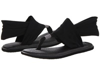 Sanuk Yoga Sling 2 Black Women's Sandals