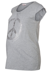 Bellybutton Lenia Print Tshirt Grey