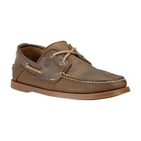Timberland Earthkeepers Heritage 2 Eye Boat Shoes Brown