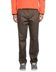 Porsche Design Sport By Adidas Casual Pants Military Green