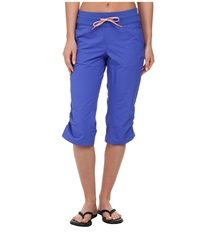 The North Face Horizon Pull On Capri Dazzling Blue Women's Capri