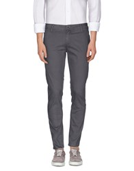 Uncode Trousers Casual Trousers Men Grey