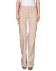 Laura Biagiotti Trousers Casual Trousers Women Beige