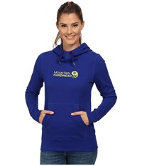 Mountain Hardwear Graphic Logo Pullover Hoodie Dynasty Women's Sweatshirt Multi