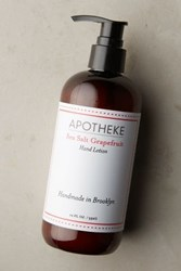 Anthropologie Apotheke Hand And Body Lotion Sea Salt Grapefruit One Size Bath And Body