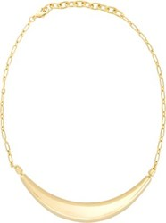 Maiyet Women's Concave Necklace No Color