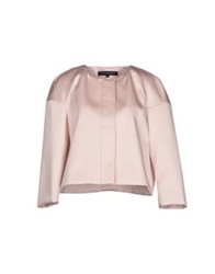 French Connection Blazers Light Pink