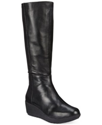Easy Spirit Carlsy Wedge Boots Women's Shoes