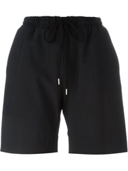 Markus Lupfer Drawstring Shorts Black